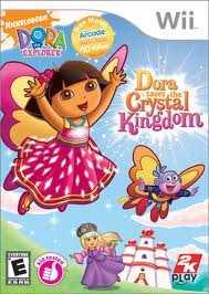 Dora the Exporer: Dora Saves the Crystal Kingdom