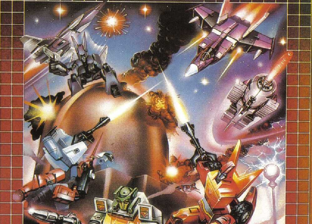 Transformers: The Battle to Save the Earth