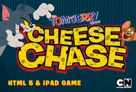 Tom and Jerry Cheese Chase