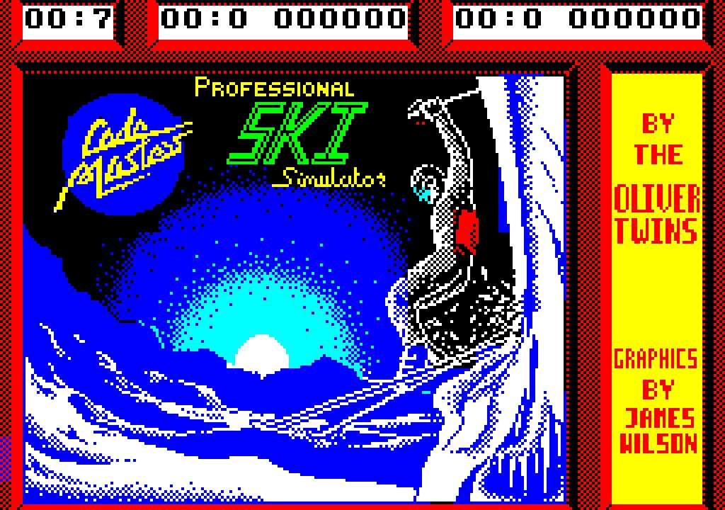 Professional Ski Simulator