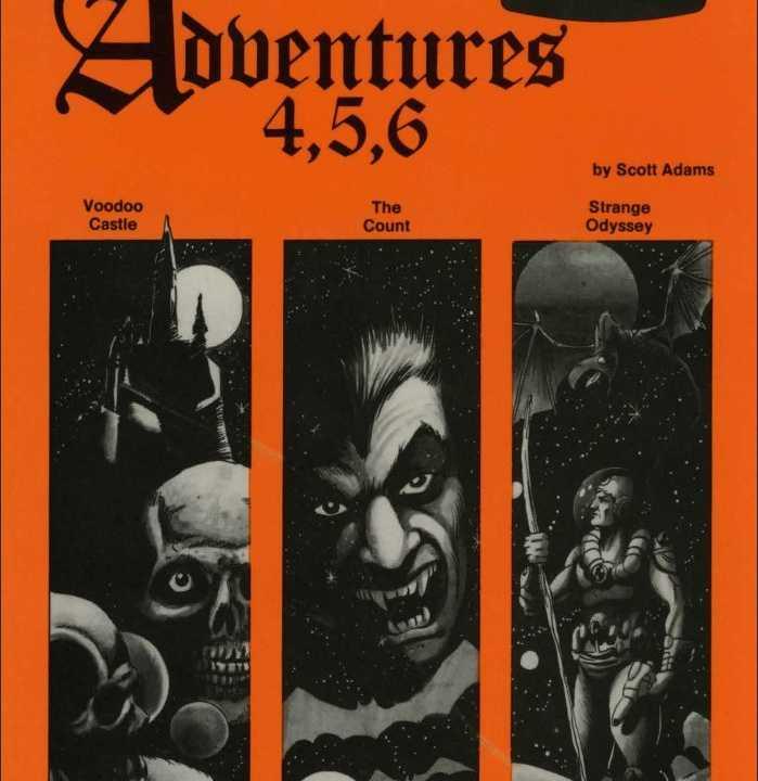 Adventures 4,5,6