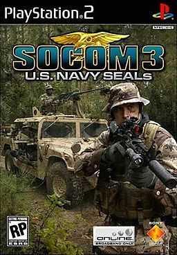 SOCOM 3: U.S. Navy SEALs