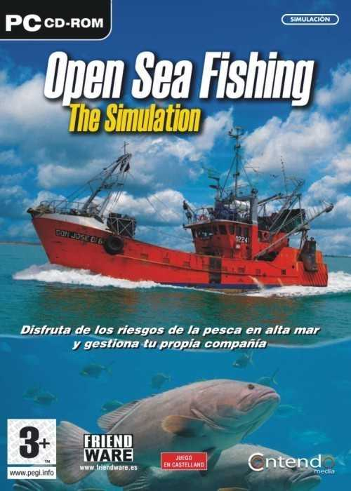 Open sea fishing the simulation archives sockscap64 for Sea fishing games