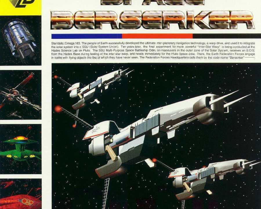 Space Berserker