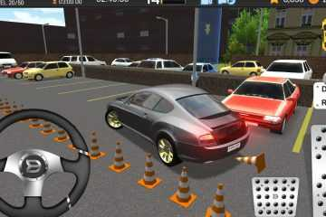 Car Parking Game 3D - Real City Driving School