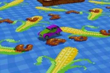 Micro Machines 64 Turbo