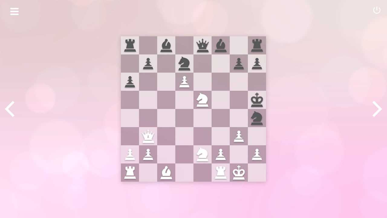 Zen Chess: Mate in One