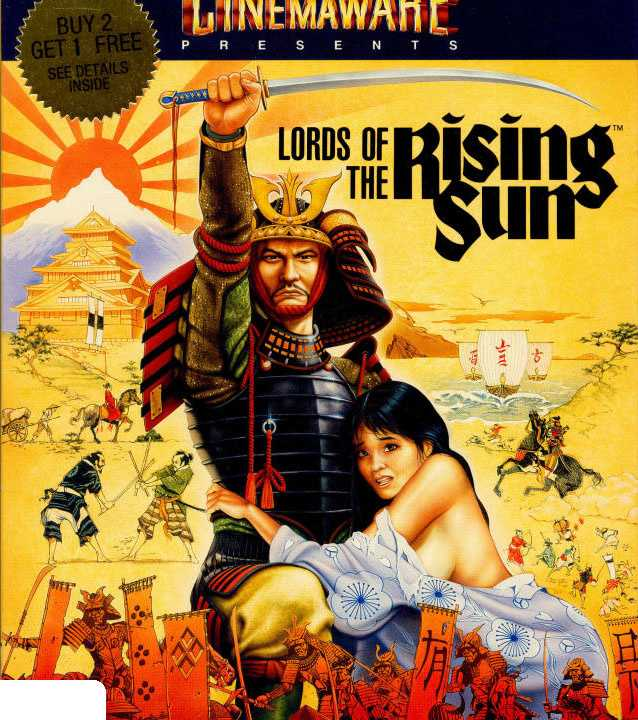 Lords of the Rising Sun