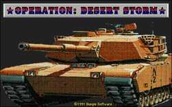 Operation: Desert Storm