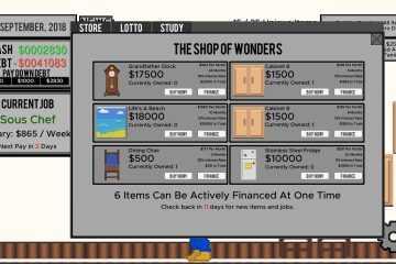 Life & Debt: A Real Life Simulator
