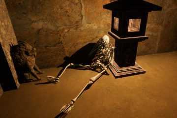 中国古墓异闻录- Chinese Tomb Story