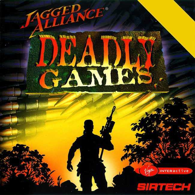 Jagged Alliance: Deadly Games