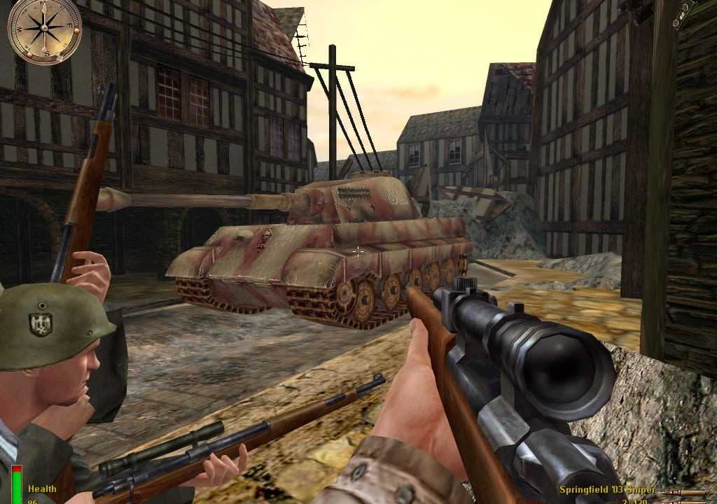 Medal of Honor: Allied Assault - Spearhead Reviews, News