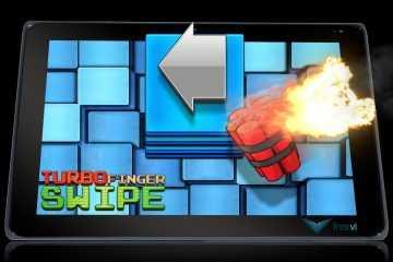 Turbo Finger Swipe
