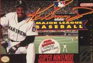 Ken Griffey, Jr. Presents Major League Baseball