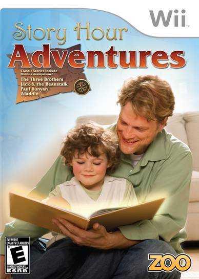 Story Hour: Adventure