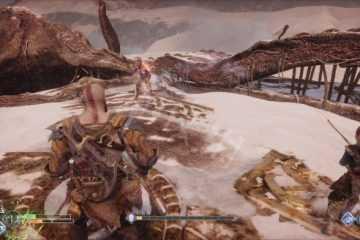 《战神4》图文全攻略