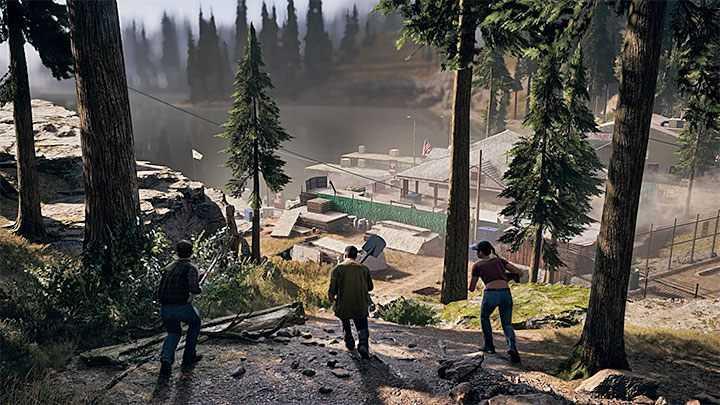Capturing Cult Outposts In Far Cry 5 Game Walkthrough Sockscap64
