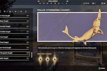 Fishing in Far Cry 5