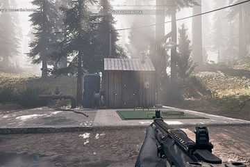 Cult locations and prepper stashes on Dutch's Island