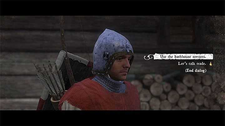 World exploration and interactions with NPCs in Kingdom Come Deliverance