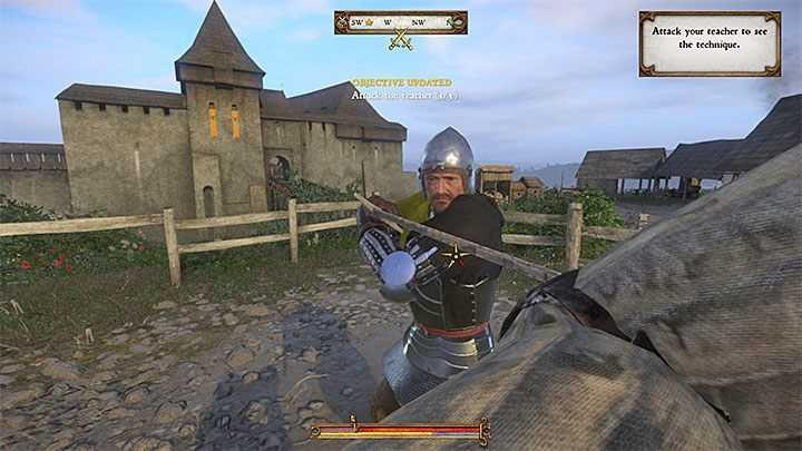 Combat in Kingdom Come Deliverance Kingdom Come Deliverance Guide & Walkthrough