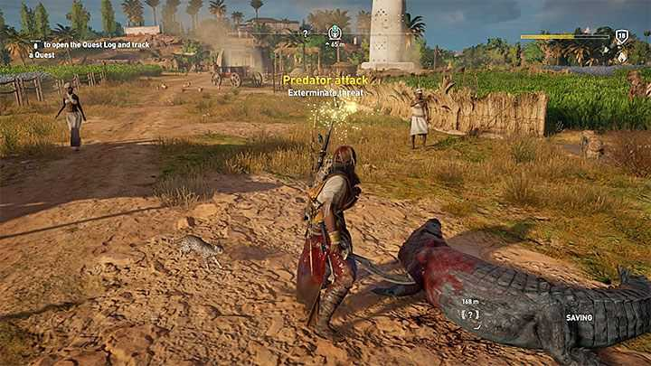 How to level up fast in Assassin's Creed Origins?