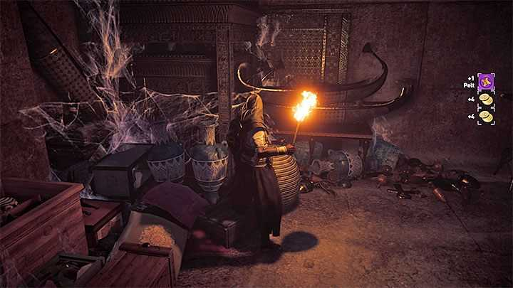How to get materials for crafting? Assassin's Creed Origins Guide