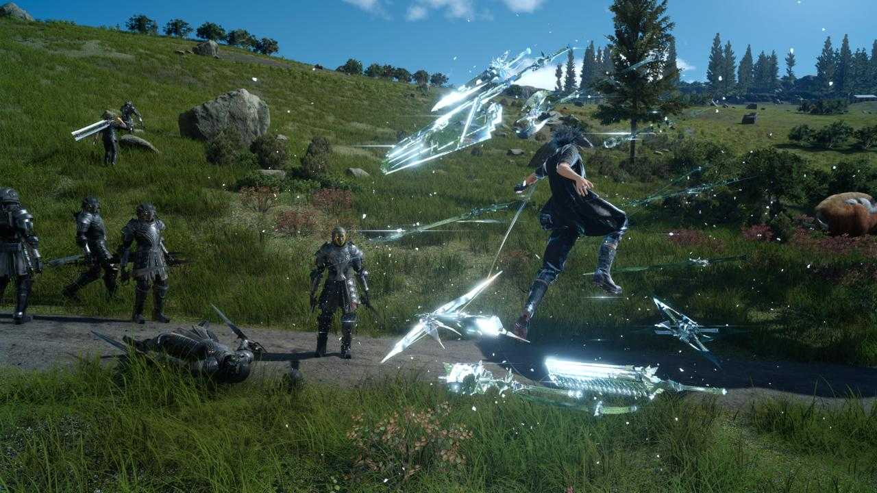 Why Final Fantasy 15's Devs Continue To Redefine The Game Post-Release