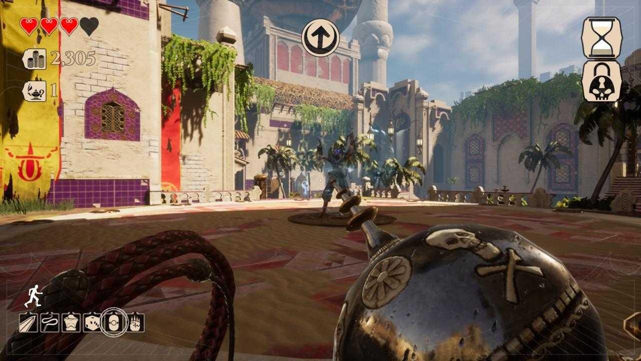 City of Brass Review - Hidden Treasure