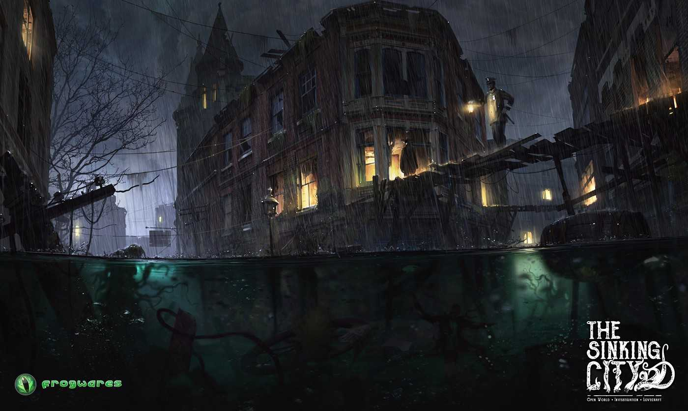 The Sinking City with Frogwares' Sergey Oganesyan