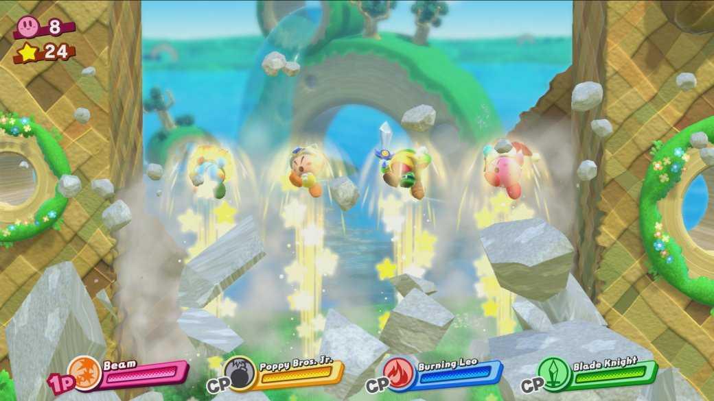 15 13 4299 Рецензия на Kirby Star Allies 15 13 4299 Рецензия на Kirby Star Allies