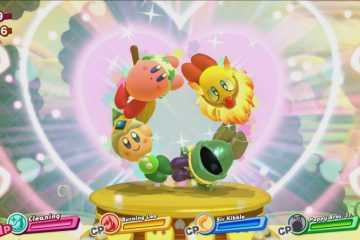 15 13 4299 Рецензия на Kirby Star Allies 15 13 4299 Рецензия на Kirby Star Allies