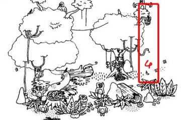 HiddenFolks攻略大全 第1关怎么过 Hidden Folks森林通关教程