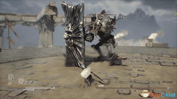 《救赎之路》评测:小个头的武士,大块头的Boss