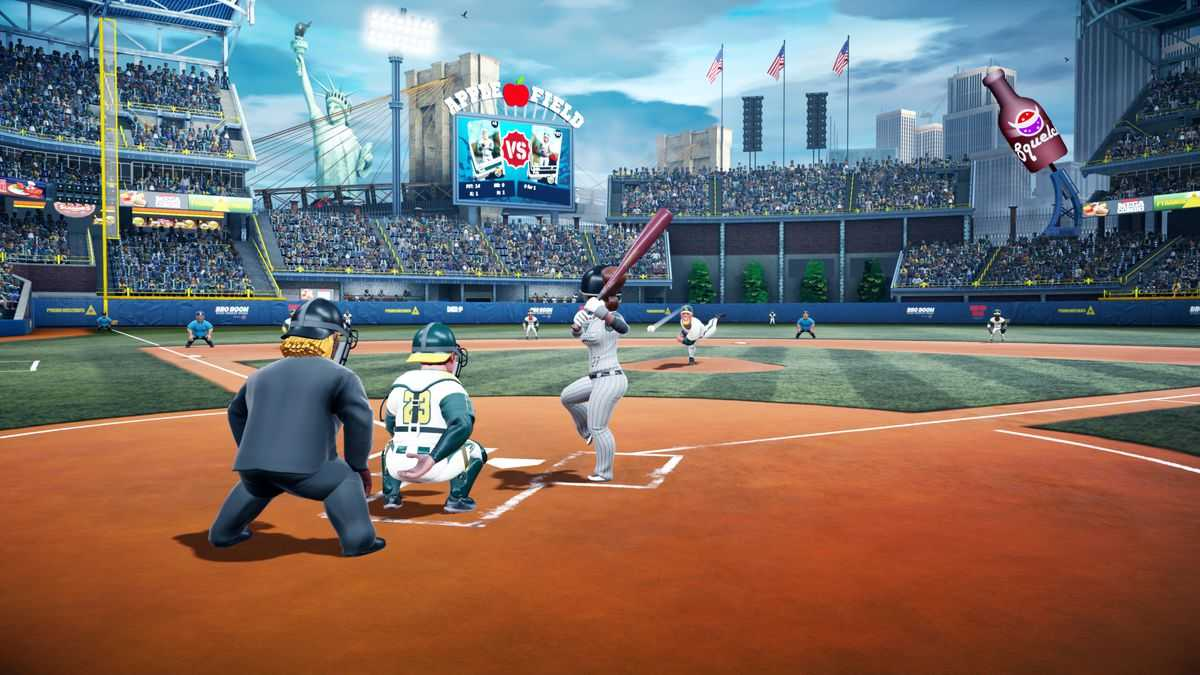 Super Mega Baseball 2 is like the sequel to a great sports movie