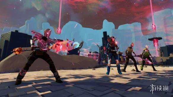 第三人稱動作冒險遊戲《伊甸園掘起霸權》專題站上線