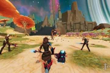 第三人称动作冒险游戏《伊甸园崛起霸权》专题站上线