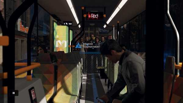 Detroit: Become Human(デトロイト)』評価・レビュー。ネタバレ無し。作り込まれた近未来の世界、グラフィックに脱帽!