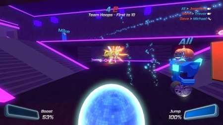 REVIEWSDodge, Duck, Dip, Dive, and Get Down! — Disco Dodgeball Remix Review