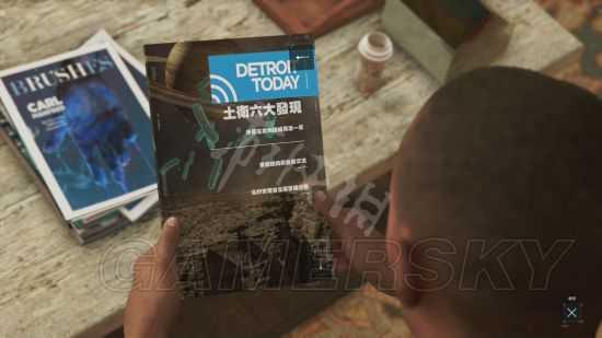 《底特律变人》图文攻略 全流程及结局图文攻略