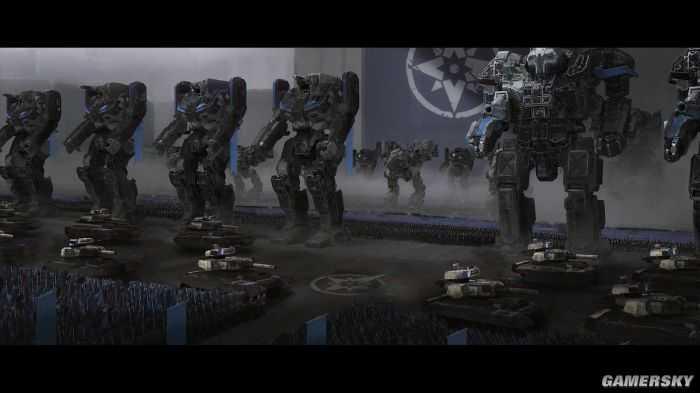 《暴战机甲兵》评测8.2分 星际战火中的钢铁佣兵