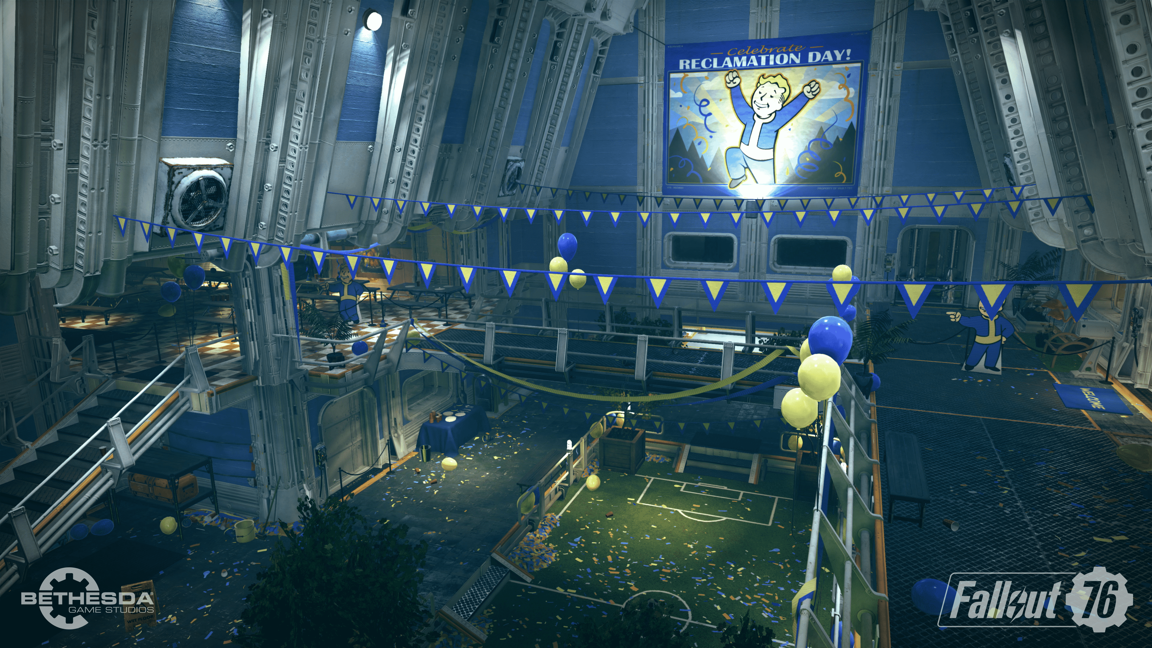 Fallout 76 Is A New Bethesda Game Featuring Vault 76; Watch First Trailer Before E3
