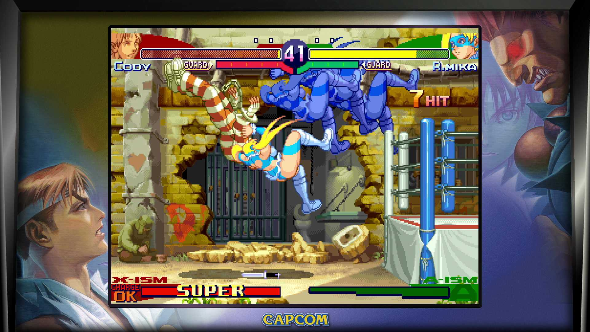 Street Fighter 30th Anniversary Collection Review - Keep The Past Alive