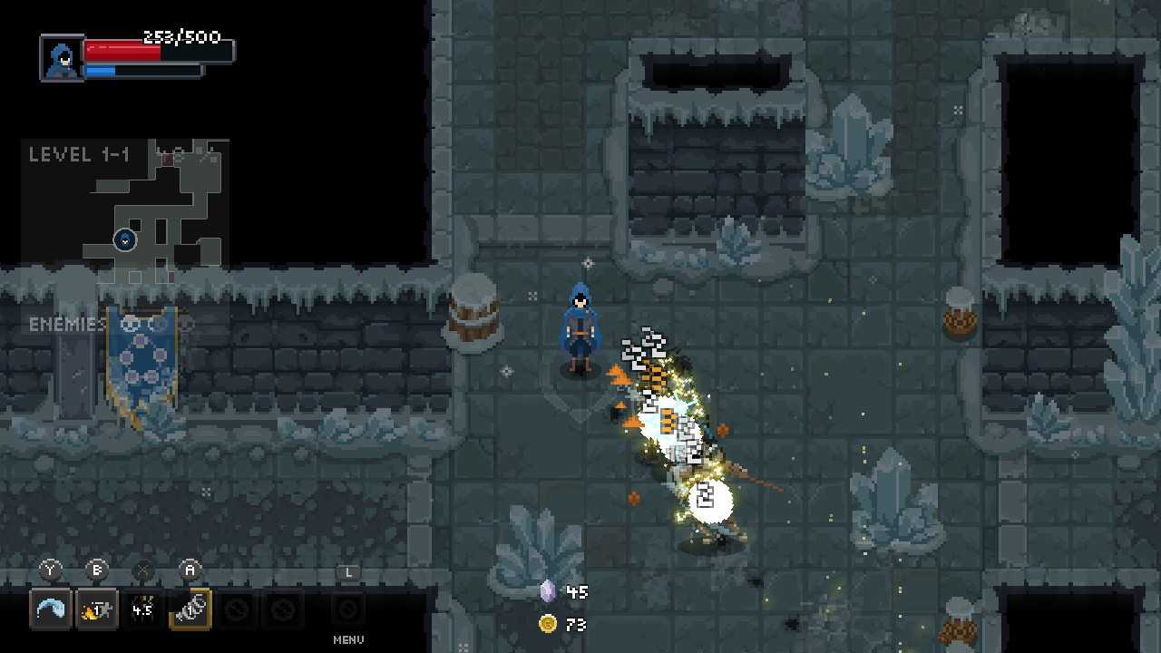 Wizard Of Legend Review: Fast-Paced Action