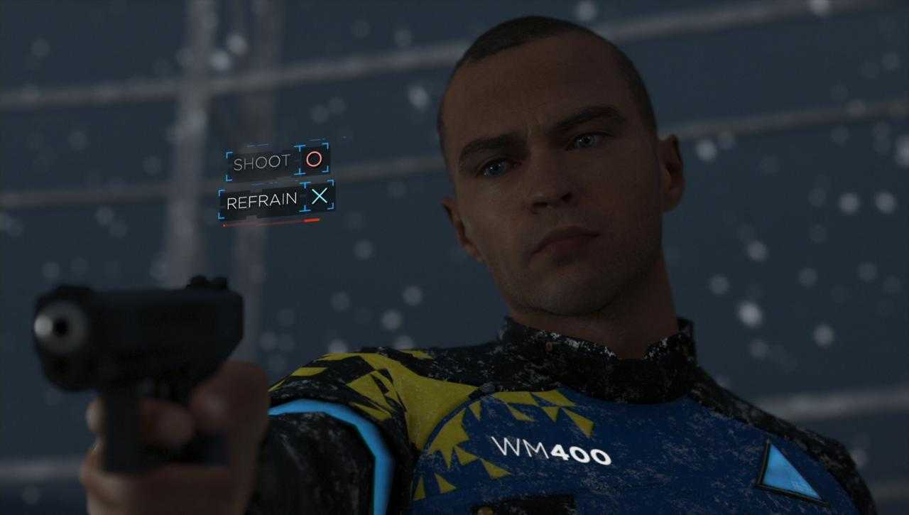 Detroit: Become Human Review - To Err Is Human