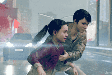 PS4 《Detroit: Become Human 底特律:變人》 AI人造人+分歧式劇情