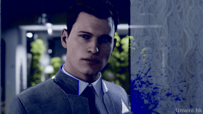 PS4 《Detroit: Become Human 底特律:变人》 AI人造人+分歧式剧情