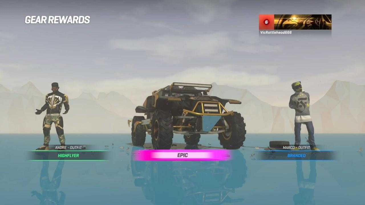 Onrush Review: Push It To The Limit