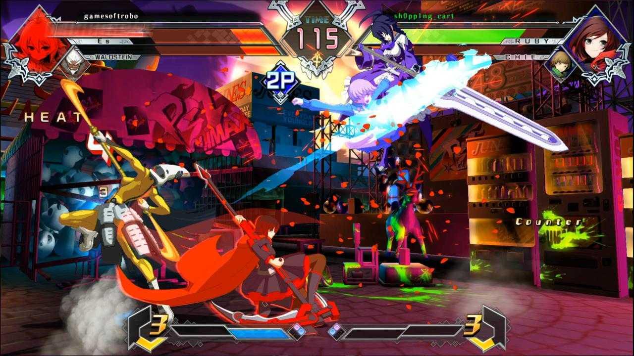 BlazBlue: Cross Tag Battle Review - The Tag Team Dream